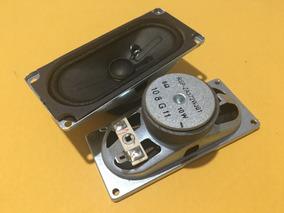 Alto Falante Sharp Lc-32r24b - Preço Do Par