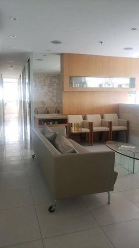Imagem 1 de 14 de Conjunto Para Alugar, 110 M² Por R$ 8.000,00/mês - Vila Clementino - São Paulo/sp - Cj0268