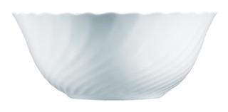 Compotera Vidrio Templado Luminarc Línea Trianon Extra Resistente 250 Ml - 12 Cm Bowl Cuenco Blanco Por Unidad