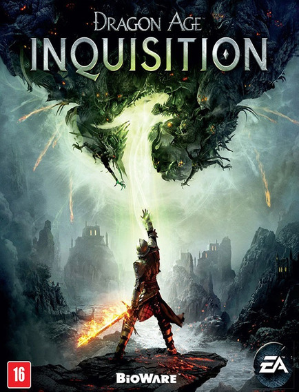 Dragon Age Inquisition Pc - Origin Key (envio Já)