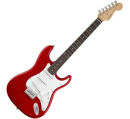 Imagen 1 de 8 de Guitarra Eléctrica Squier Mainstream Stratocaster Sss Ht