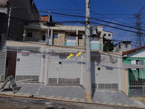 Sobrado Com 3 Dormitórios À Venda, 89 M² Por R$ 370.000,00 - Jardim Caguassu - São Paulo/sp - So0045