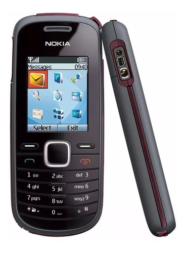 Nokia 1661 Desbloqueado Seminovo-lote 10 Unidades