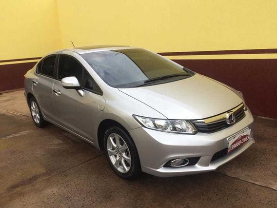 Honda Civic Sedan Exs-at 1.8 16v(tiptronic) 4p 2013