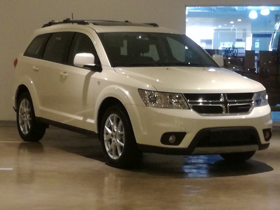Dodge Journey Sxt 2.4l At6 Fwd 7p Mejor Contado!!