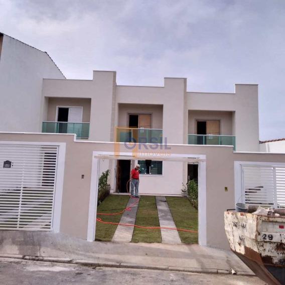 Sobrado Com 2 Dorms, Jardim Das Bandeiras, Mogi Das Cruzes - R$ 245 Mil, Cod: 1650 - V1650