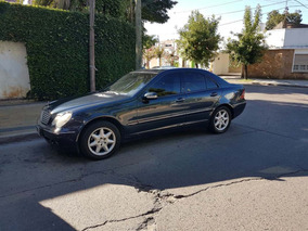 Mercedes Benz Clase C 320 Elegance At 2002