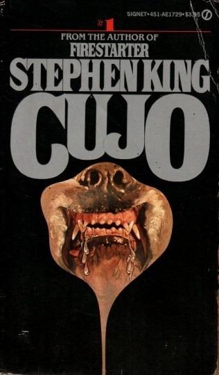 Livro Cujo Stephen King