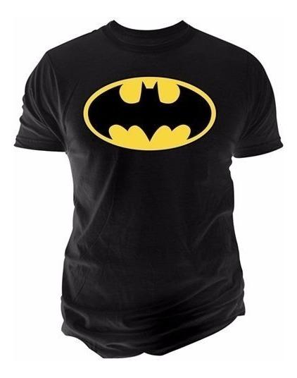 Playera Batman Caballero Dc Comics Original Envío Gratis