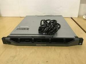 Servidor Dell R230, Hd 2x 2tb, Xeon E3-1220v6 3.0ghz 4c, 8gb