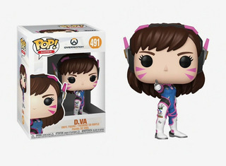 Funko Pop! Games: Overwatch - D.va