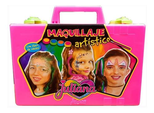 Valija Juliana Maquillaje Artistico Grande Ma202 Educando