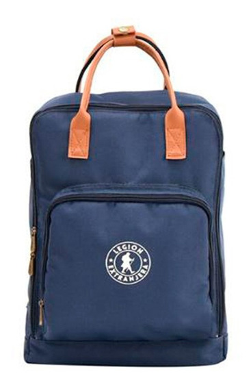 Mochila Maternal Legion Extranjera Azul Volca Bags
