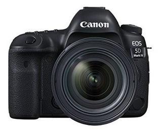 Marco Canon Eos 5d Mark Iv Completa Cámara Digital Slr Con E