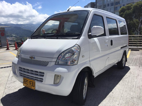 Chevrolet N300 Minivan