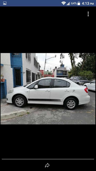 Suzuki Sx4 Sedan 5vel Aa Ba Cd Abs Mt 2008
