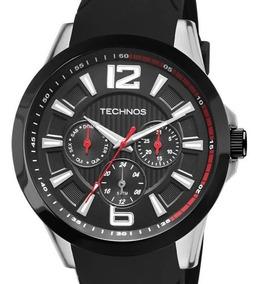 Relógio Technos Masculino Performance Racer 6p29ahc/8p Nf-e