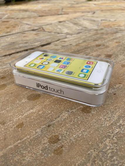Apple iPod Touch 5g 64gb Amarelo Lacrado