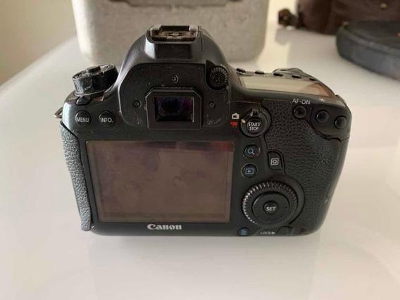 Corpo Canon 6d Usado