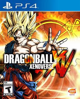 Dragon Ball Xenoverse - Ps4 - Digital - Manvicio Store