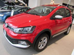 Volkswagen Crossfox 1.6 Techo Corredizo Mt Rojo 2017