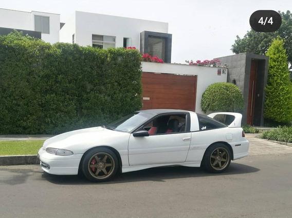Mistubishi Eclipse Motor 1.8 Blanco 1993 2 Puertas Coupe