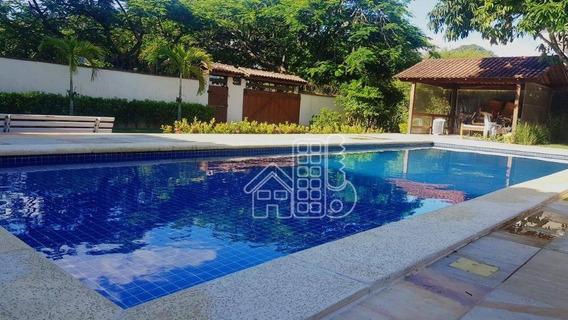 Casa Com 4 Dormitórios À Venda, 460 M² Por R$ 3.960.000,00 - Barra Da Tijuca - Rio De Janeiro/rj - Ca1434