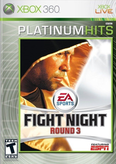 Fight Night 3 Xbox 360