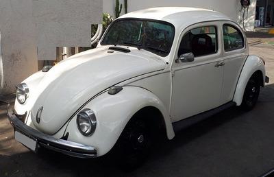 Vw Fusca 1300 L 1983