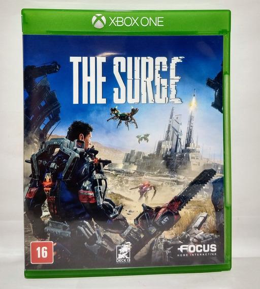 The Surge Xbox One Midia Fisica - Seminovo - Em Português -