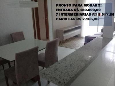 Entrada R$ 150.000,00 +7 Intermediarias R$ 8.997,86+parcelas R$ 2.155,36 - Ap3293