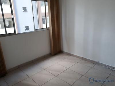 Arejado Apartamento Perto Do Metrô Jabaquara Com Vaga!!! - Ja19207