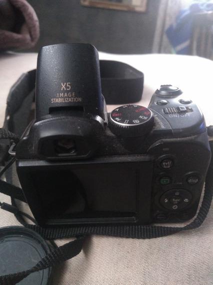 Câmera Semi Profissional Ge X5 Troco Por Notebook