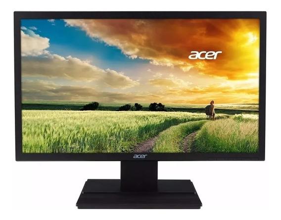 Monitor Acer V6 V206hql Bb Led 19.5 Negro