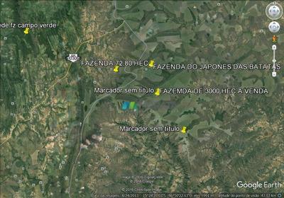 Fazenda Agricultura 3000 Ha Região Buritis (mg) - Codigo: Fa0215 - Fa0215