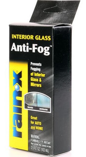 Rainx Anti Fog Repelente Para El Interior