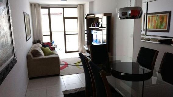 Apartamento Com 3 Dormitórios À Venda, 90 M² Por R$ 550.000,00 - Santa Rosa - Niterói/rj - Ap1247