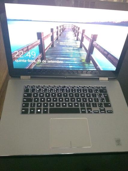 Notebook Dell Inspiron 7558 Modo Tablet Proc. I5