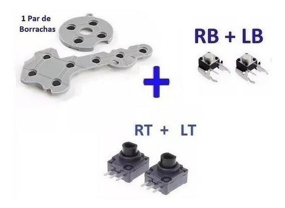Kit Para Reparo Controle Xbox 360 - Frete R$ 14,71