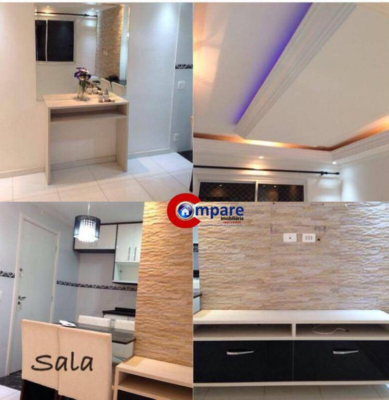 Apartamento À Venda, 47 M² - Cocaia - Guarulhos/sp - Ap6748