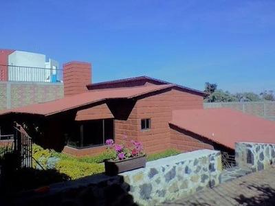 Casa En Venta, 3 Rec, 2 Baños. San Andres Totoltepec. Tlalpa