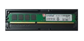 Memória Crucial Ddr3l 1600mhz 8gb Pc Desktop 1.35v