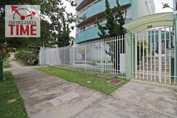 Apartamento Com 3 Dormitórios À Venda, 113 M² Por R$ 520.000 - Vila Izabel - Curitiba/pr - Ap0756