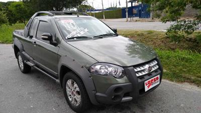 Fiat Strada Adventure 1.8 Flx Cabine Estendida