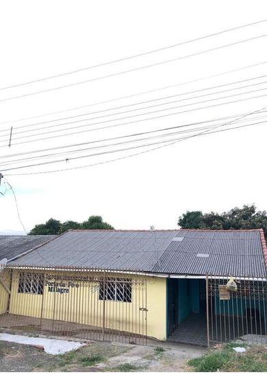 Casa Com 1 Dormitório À Venda, 89 M² Por R$ 95.000,00 - Chapada - Ponta Grossa/pr - Ca0402