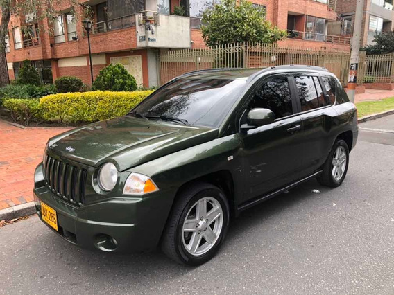 Jeep Compass Limited At 4x4