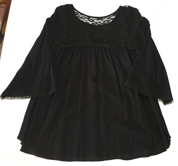 Camisola Mujer Tm Negra