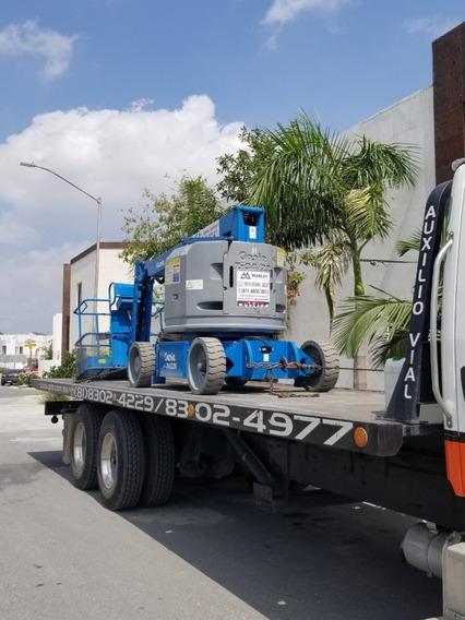 Plataforma Articulada Z-34 2012 En Exelente Estado