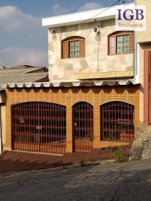 Sobrado Com 3 Dormitórios À Venda, 163 M² Por R$ 579.000 - Casa Verde Alta - São Paulo/sp - So0459