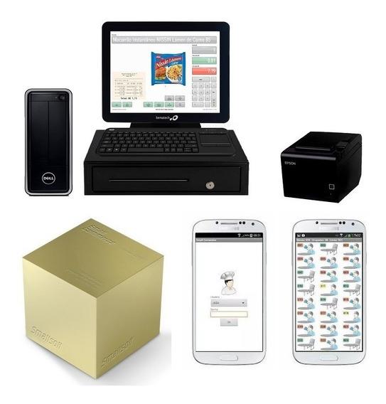 Software Small Commerce Completo, Simples E Versátil 2019